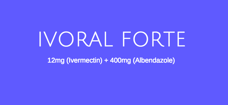 How much ivermectin for a human